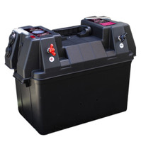 Portable Battery Box Volt & Power