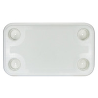 """Rectangle Table Top White 16"""" x 28"""""""