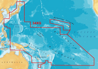 Navionics + 34XG Pacific Islands