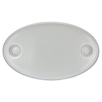 Table Top Oval White