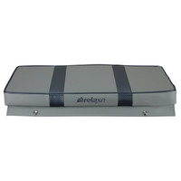 Carbon Upholstered Boat Seat Cushion