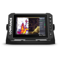 Lowrance Elite FS™ 7 with AUS/NZ Chart (With HDI Transducer)
