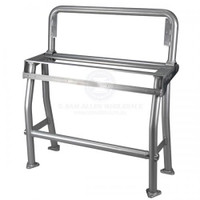 Alloy Double Seat Frame