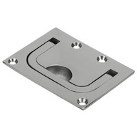 Rectangular Pull Ring - Heavy Duty