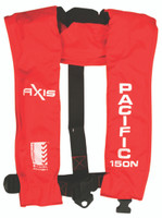 Axis Pacific 150N PFD Red