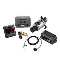 Compact Reactor™ 40 Hydraulic Autopilot w/ GHC™ 20 and Shadow Drive™ Pack