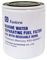 Clear Bowl Filter Replacement Element