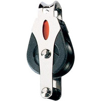 Ronstan RF20111 Series 20 Bb Block - Single Loop Top Becket