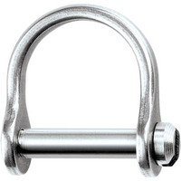 Ronstan RF1850S-2 Shackle (x2) On Card - Suits Single-sheave Series 30