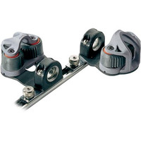 Ronstan RC81943 Series 19 C-track - Slide - Fairlead - Cleat and Stop (pair)