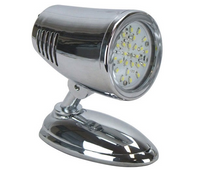 Bunk Light 24 LED Chrome