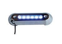 Blue Underwater LED Light