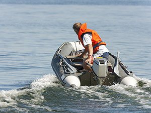 Safety Equipment for Boating
