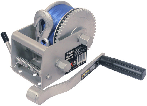 Trailer Winch 2 Speed (5:1:1)