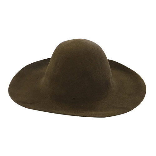 Brown Yobbo Hat