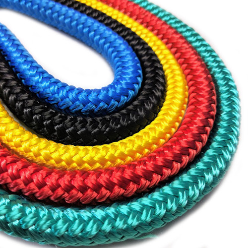 Polyester Double Braid Rope (8mm)