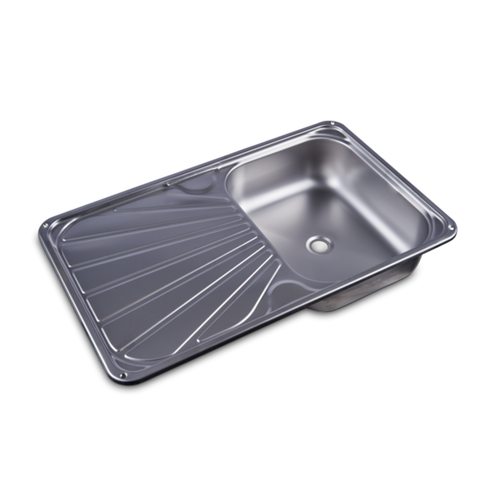 Stainless Steel Sink and Drainer