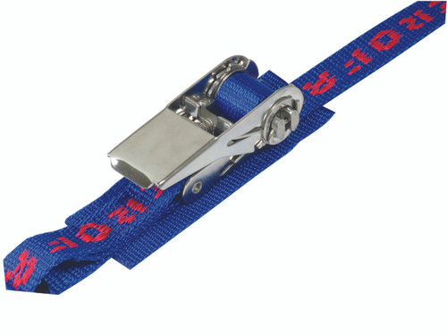 Gunwhale Ratchet Strap 25mm HD S and S