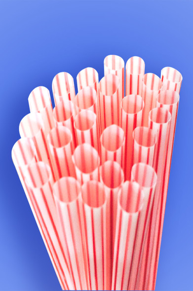 long-jumbo-red stripes-straws