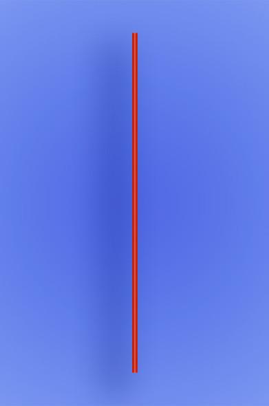 """SLIM COCKTAIL/STIR STRAW 5.25"""" - RED - 10/1000 (10,000/case)"""