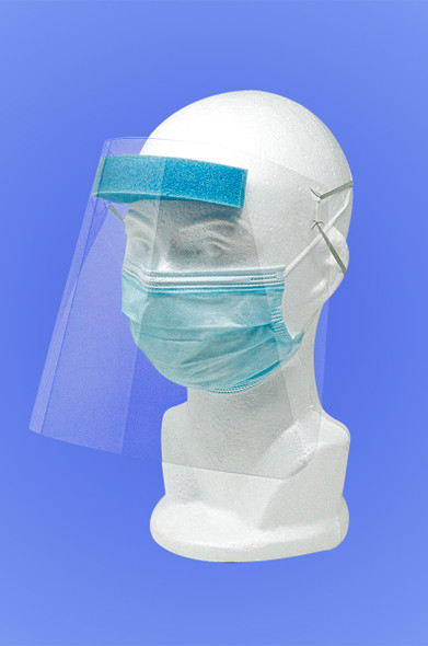 WoW PROTECTIVE FACE SHIELDS