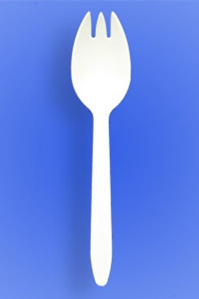 mediumweight-white-spork