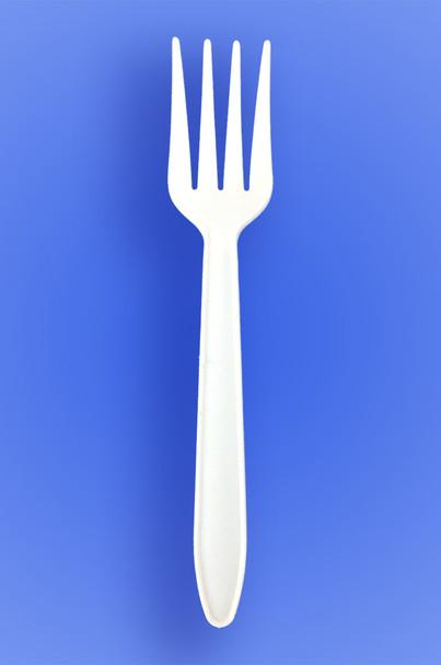 lightweight-white-fork