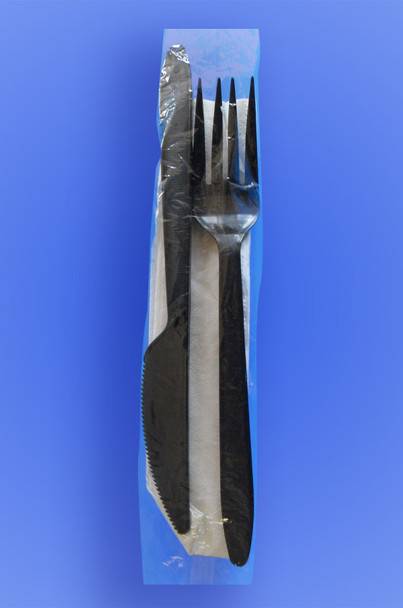 wrapped-cutlery-kit-black-fork-knife-napkin