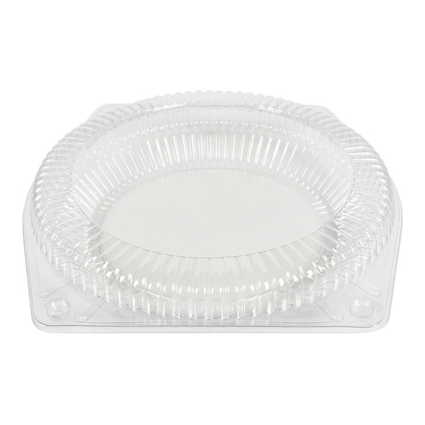 """HINGED 9"""" PIE CONTAINER - TALL - 200/CASE"""