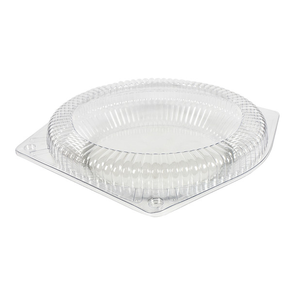"HINGED 9"" PIE CONTAINER - STANDARD - 200/CASE"