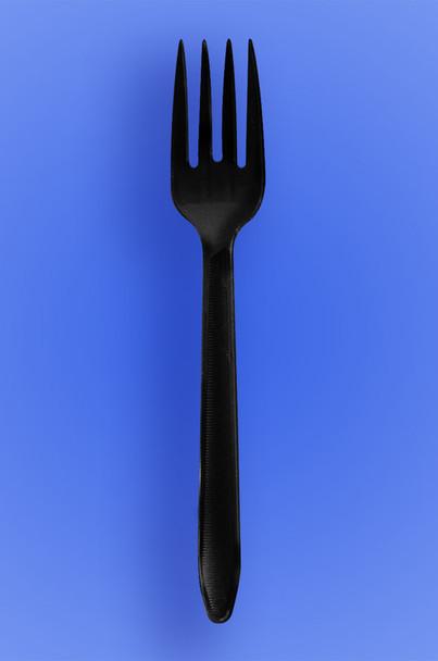 MEDIUM WEIGHT PREMIUM SPOON, FORK, KNIFE - BLACK - 3/1000 (3,000/case)