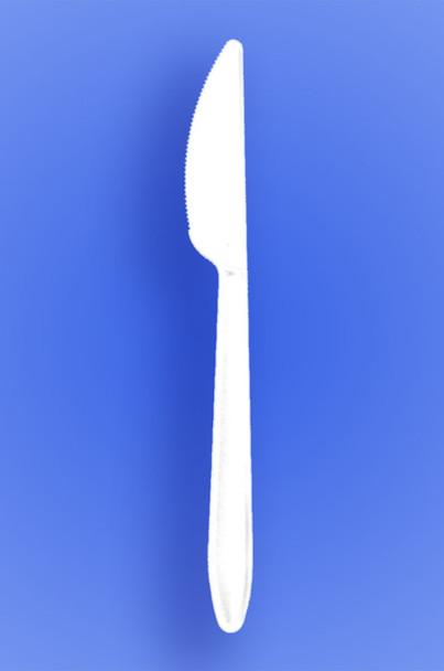 MEDIUM WEIGHT PREMIUM SPOON, FORK, KNIFE - WHITE - 3/1000 (3,000/case)