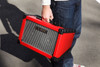 Roland CUBE-STREET Portable Electric Guitar Amplifier in Red