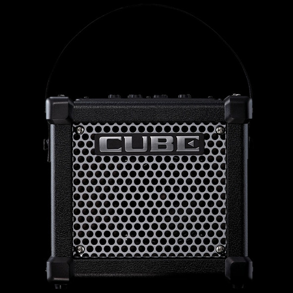 Roland Micro Cube GX Electric Guitar Amplifier in Black