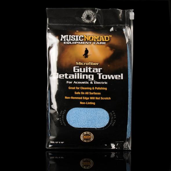 Music Nomad Microfibre Guitar Detailing Towel