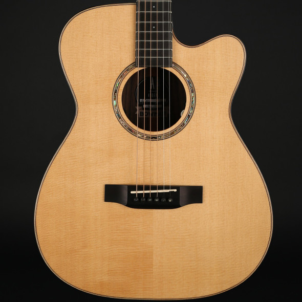 Auden Bowman Cutaway Electro Acoustic - Spruce/Rosewood