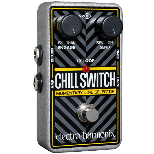 Electro Harmonix Chillswitch Momentary Line Selector Pedal