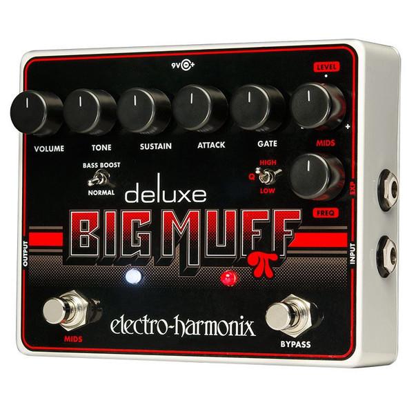 Electro Harmonix Deluxe Big Muff Deluxe Distortion/Sustainer Pedal