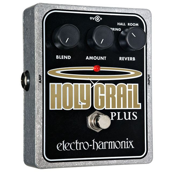Electro Harmonix Holy Grail Plus Variable Reverb Pedal
