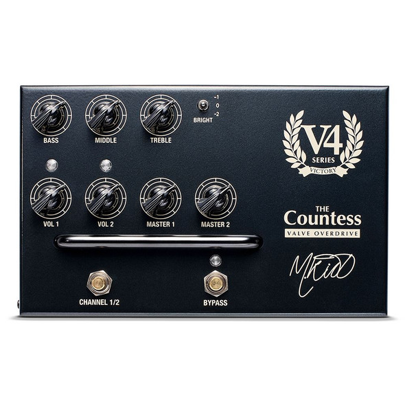 Victory V4 The Jack Pedal Preamp