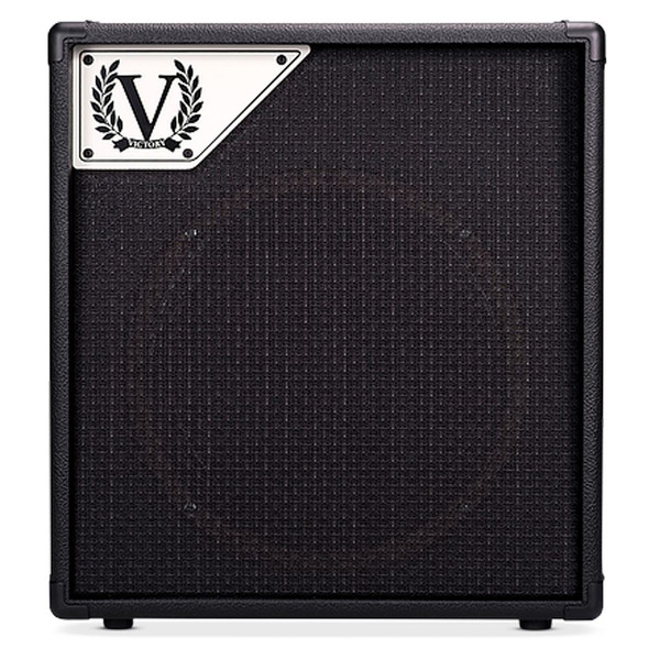 Victory V112CB 1x12 Cabinet with Celestion G12M-65 Creamback in Black