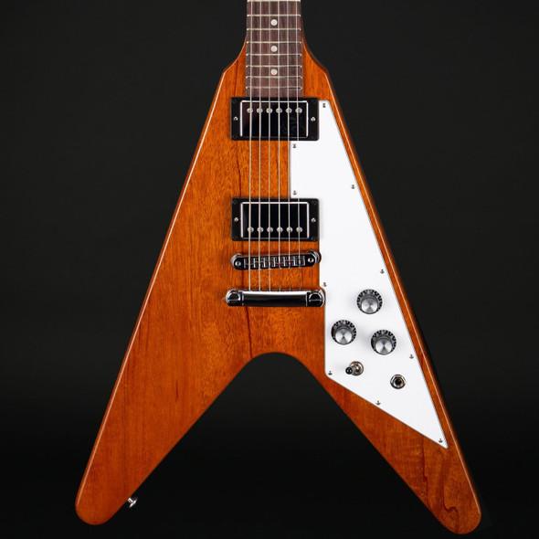 Gibson Flying V in Antique Natural #115690130