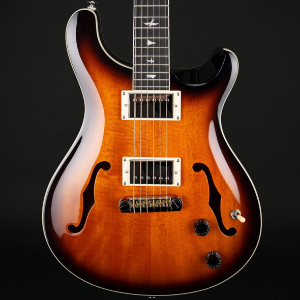 PRS SE Hollowbody Standard in McCarty Tobacco