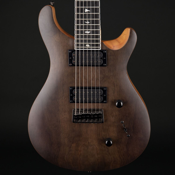 PRS SE Mark Holcomb SVN in Walnut Satin