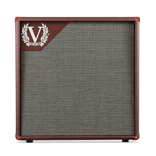"Victory V112VB 1x12"" Open Back Cabinet In Brown"