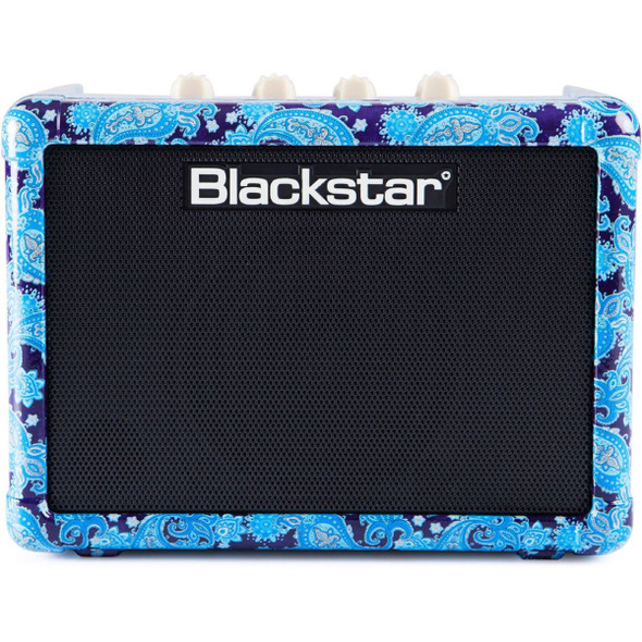 Blackstar Fly3 Bluetooth Mini Amp in Purple Paisley