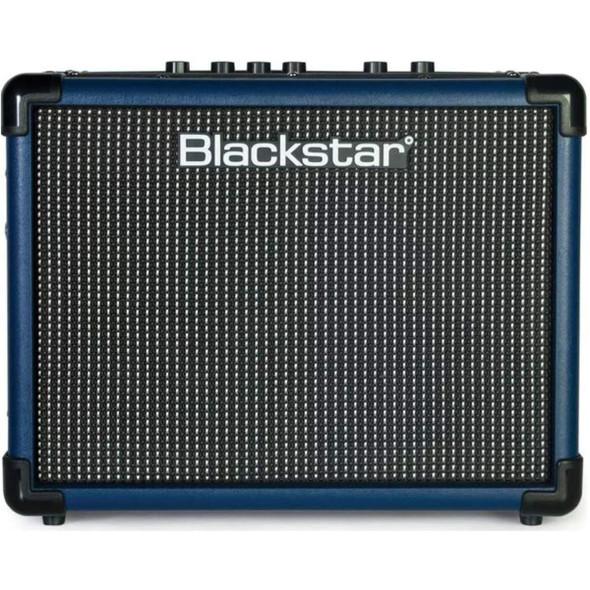 Blackstar ID Core 10 V2 Combo Amp in Blue