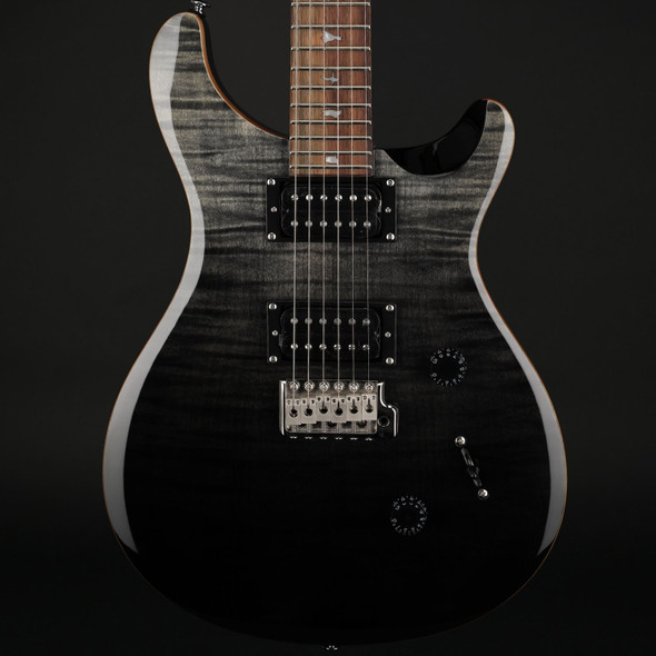 PRS SE Custom 24 Limited Edition in Charcoal Fade #C05579