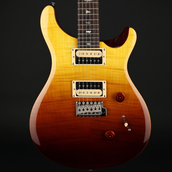 PRS SE Custom 24 Limited Edition in Amber Fade #C06144