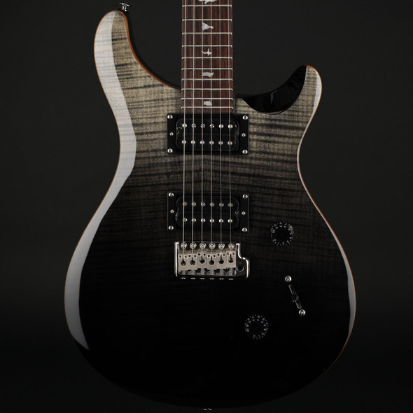 PRS SE Custom 24 Limited Edition in Charcoal Fade #C06239